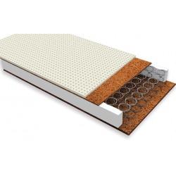 Παιδικό Στρώμα Greco Strom ΕΚΑΤΗ με ύφασμα Αντιβακτηριδιακό Ελαστικό (91-100x200)