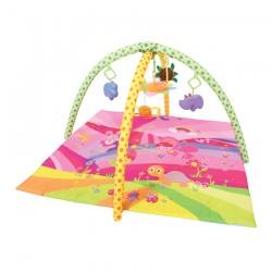 Γυμναστήριο Lorelli Playmat Fairy Tales Pink