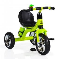 Τρίκυκλο Ποδηλατάκι Moni Cavalier BW-15 Green