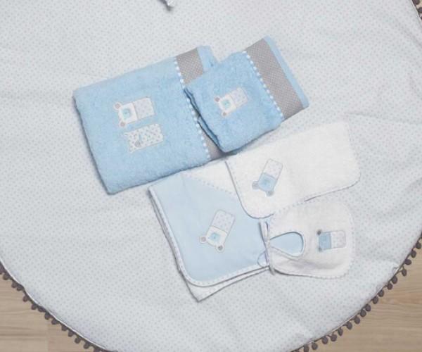 Πετσέτες και Μπουρνούζια