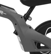 Ποδηλατάκι Ισορροπίας Lorelli Spider Black 8
